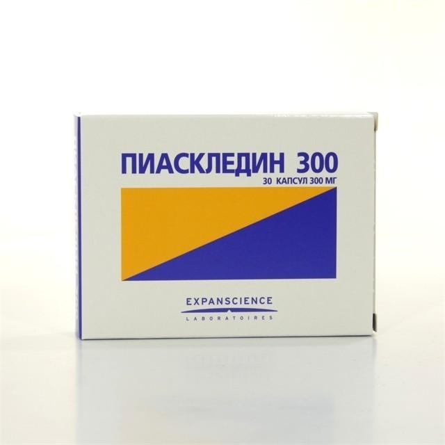 Таблетки пиаскледин