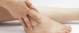 Теносиновит голеностопного сустава