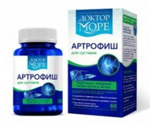 Характеристика Артрофиш для суставов