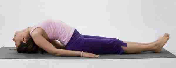 Матсиасана - асана Хатха йоги