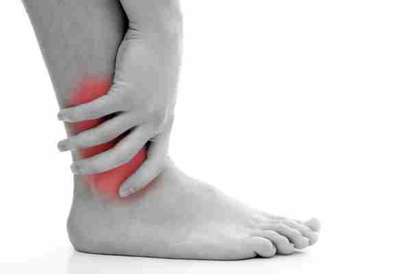 Воспаление голеностопного сустава - причины и лечение заболевания