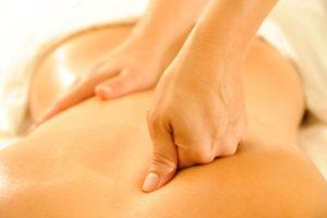 Методика массажа при шейном остеохондрозе