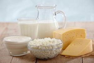 Нежирные сорта творога и сыра