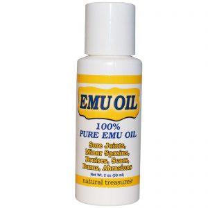 страусиное масло