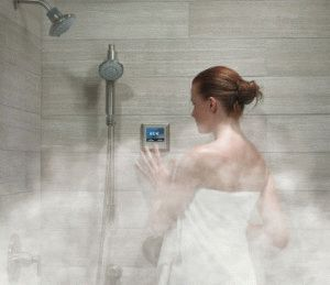Примите душ после бани